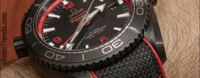 Omega Seamaster Planet Ozean GMT Deep Black Watch Review