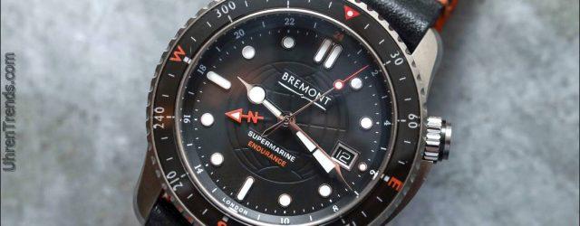 Bremont Endurance Limited Edition Uhr Hands-On