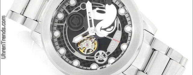 Invicta macht eine neue Reihe von Limited-Edition Disney Mickey Mouse Uhren und sie sind meist ausverkauft
