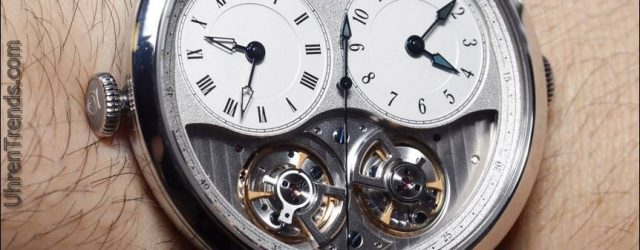 Arnold & Son DBG Watch Review
