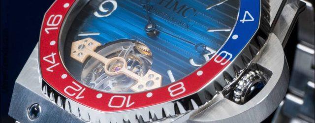 """H. Moser & Cie Kommentare zur Schweizer Uhrenindustrie mit dem """"Frankenstein Hommage"""" Unikat"""