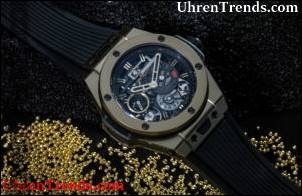 Hublot Big Bang MECA-10 Magic Gold Uhr