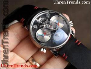 MB & F LM1 Silberstein Limited Edition Uhren Hands-On