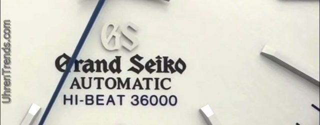 Video zeigt Peek bei Grand Seiko 9S Movement Manufacturing