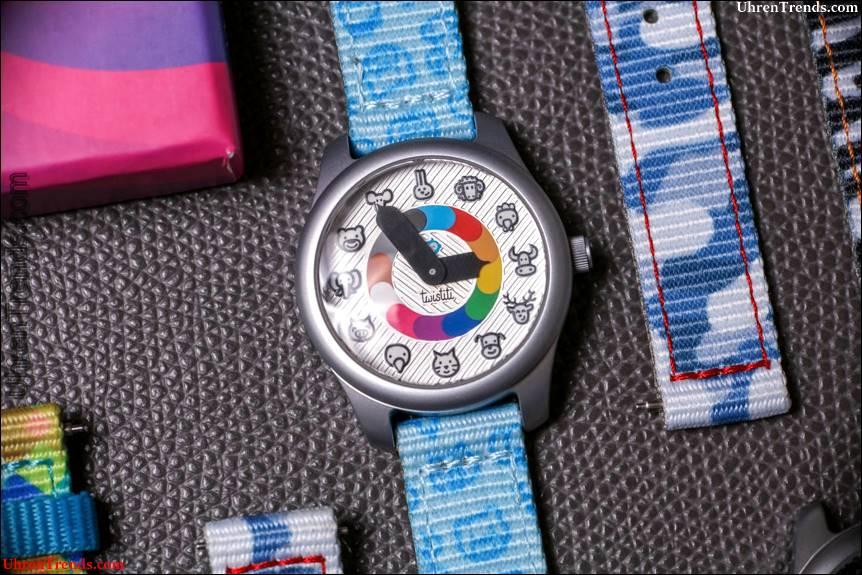 Twistiti Uhren aus Belgien für Ihr Kleinkind