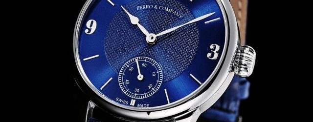 Ferro & Company Traditum Uhr