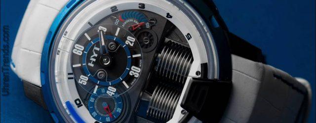 HYT H1 Antoine Griezmann und H4 Panis-Barthez Compétition Uhren