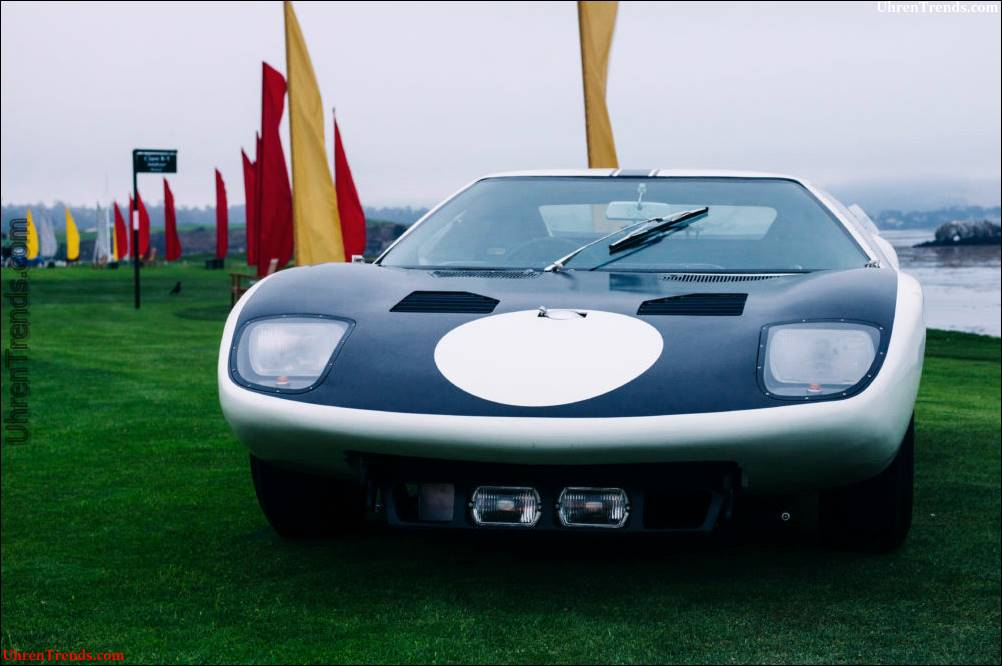 Automotive Opulenz: Ein Morgen im Pebble Beach Concours D'Elegance mit Bulgari Uhren