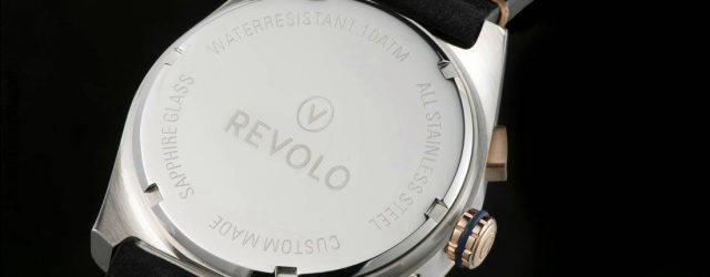 Revolo Chronograph Uhren