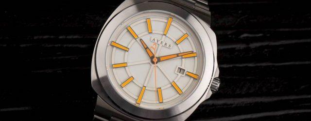 Ayers Uhren Metropolitan Watch