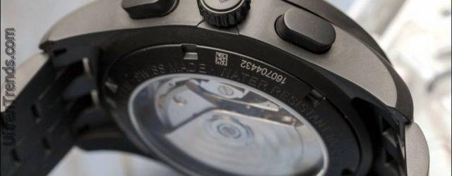 Victorinox Schweizer Armee Airboss Mechanischer Chronograph Black Edition 241741 Watch Review