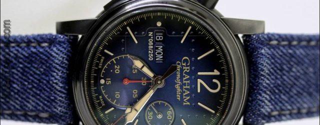 Graham Chronofighter Vintage Flugzeug Uhr Bewertung