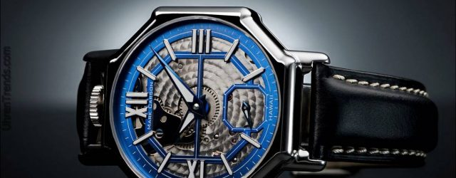 Octagon Watch von Mark Carson