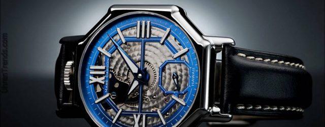 Octagon Watch von Mark Carson