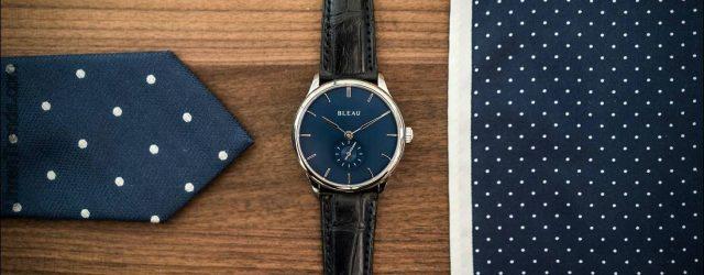 Bleau Uhren Modest Collection