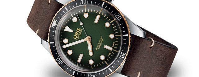 Oris Timeless Sixty-Five Limitierte Edition von zeitlosen Luxusuhren