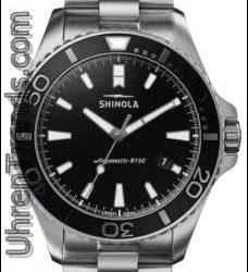 Shinola Lake Erie Monster - Erste mechanische Uhr der Marke - Debüts via Auktion auf StockX
