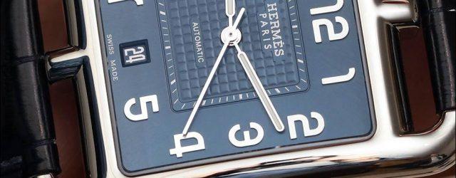 Hermès Cape Cod Uhren Hands-On
