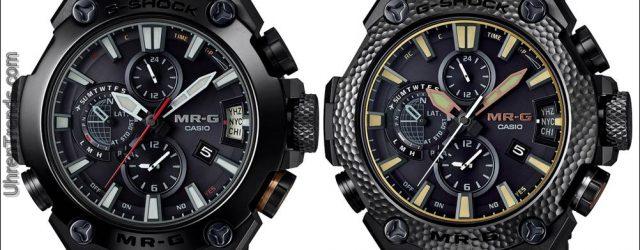Casio G-Shock MR-G verbundene Uhren