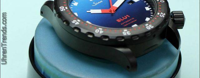 Sinn BLU1 Limited Edition Uhr für Page & Cooper