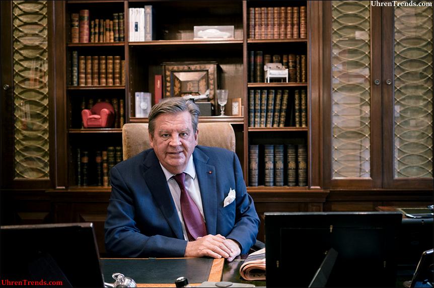 Jérôme Lambert wurde zum Chief Operating Officer von Richemont ernannt