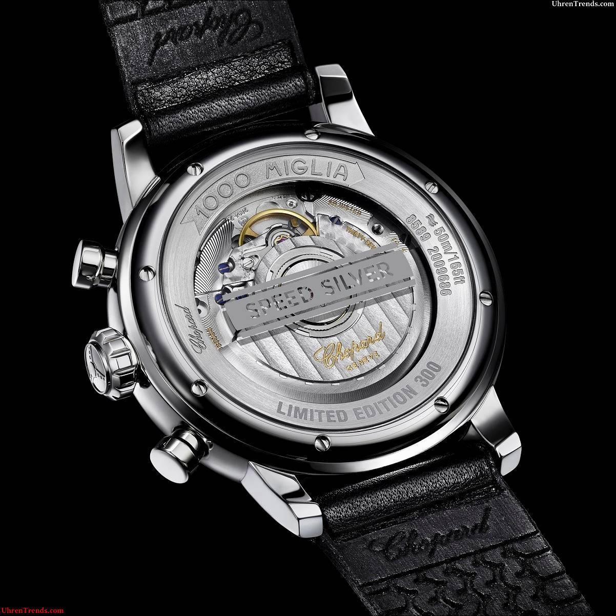 Chopard Mille Miglia 'Racing Colours' Uhren in limitierter Auflage