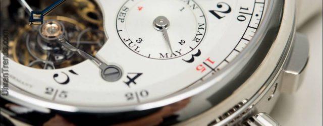 A. Lange & Söhne Tourograph Perpetual 'Pour Le Mérite' Uhr zum Anfassen