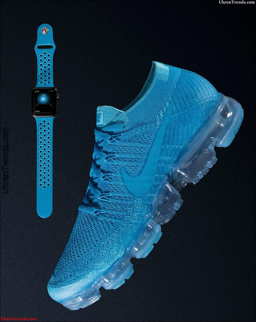 Apple Watch Nike + Sport Bands 'Tag zu Nacht' Farben