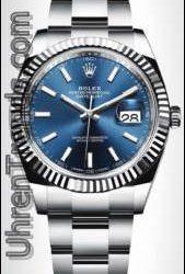 Rolex Datejust 41 Uhr In Stahl Für 2017