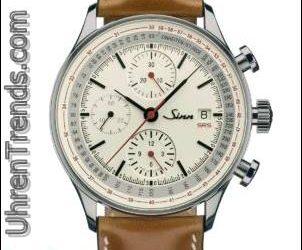 Sinn 910 SRS Flyback Chronograph