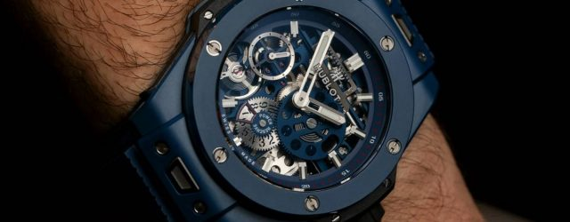 Hublot Meca-10 Keramik Blau Hands-On & Warum dieser Big Bang ist für Uhrwerk Liebhaber