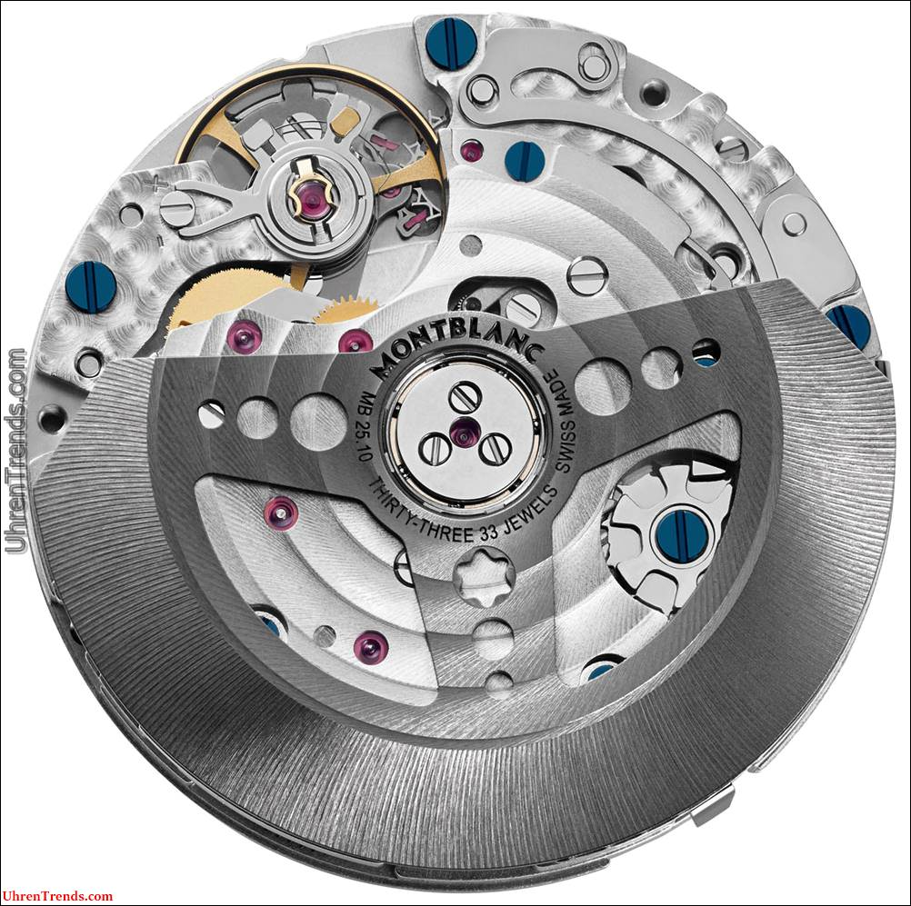 Montblanc TimeWalker Rally Timer Chronograph & Manufaktur Chronograph Uhren