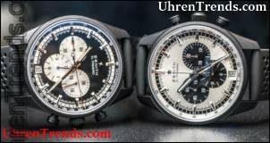Zenith El Primero 36.000 VPH Black & White Uhren für 2017