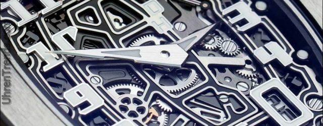 Richard Mille RM 67-01 Automatische extra flache Uhr Hands-On