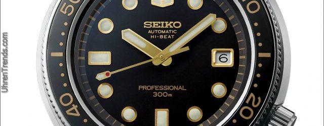 Seiko Prospex SLA025 Hi-Beat 300M Tauchuhr