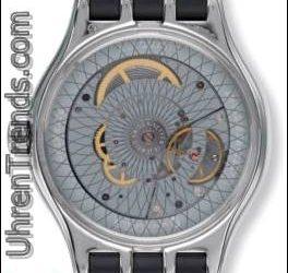 Swatch Sistem51 Irony Watch mit neuen Modellen jetzt in Stahl