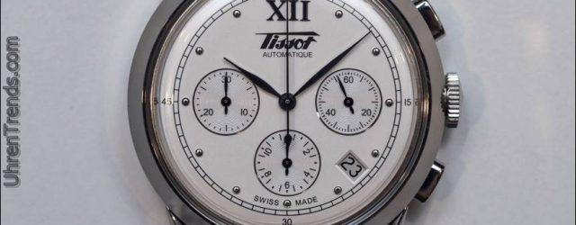 Tissot Heritage 1948 Uhr zum Anfassen