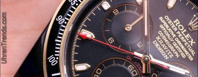 Les Artisans De Genève & Kravitz Design LK 01 Kundenspezifische Rolex Daytona Watch Review