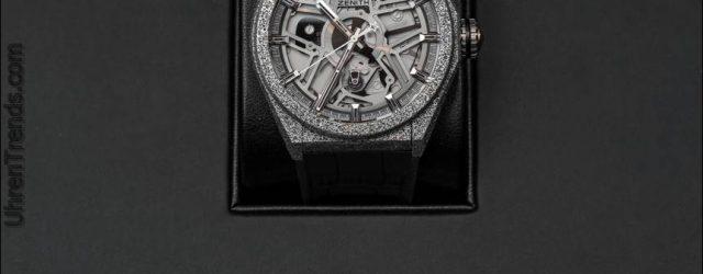 Zenith Defy Lab Watch mit 15-Hz-Uhrwerk ist die weltweit präziseste Uhr