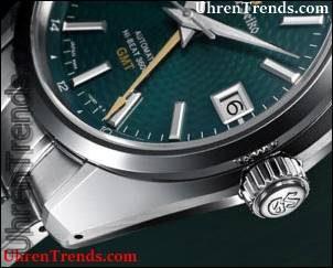Grand Seiko Hi-Beat 36000 GMT Limited Edition SBGJ227 Uhr bringt das beliebte grüne Zifferblatt GMT zurück