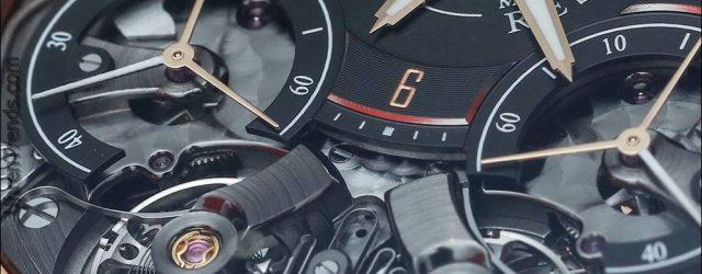 Armin Strom gespiegelte Kraft Resonanz Hands-On