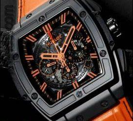 Hublot Spirit Of Big Bang Alle schwarz Uhr in vier Farben