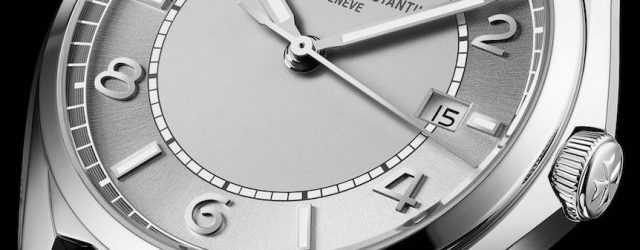 Neue Vacheron Constantin FiftySix Collection bietet die günstigste Uhr der Marke