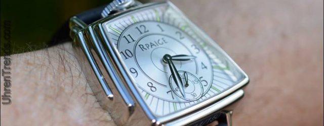 Rpaige Wolkenkratzer Art Deco Uhr
