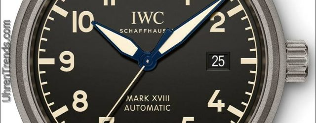 IWC Mark XVIII Heritage & Große Fliegeruhr Heritage Watches