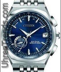 Citizen Satellite Wave Weltzeit GPS CC3020-57L Uhr Hands-On