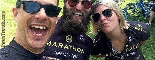 Marathon CSAR, Mittlerer Taucher und USMC Navigator Uhren Team Review