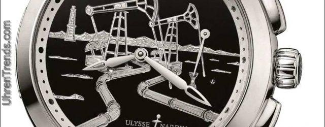 Neugierig auf was kommt als nächstes für die Uhrenindustrie?  Schau einfach nach Öl und Gas