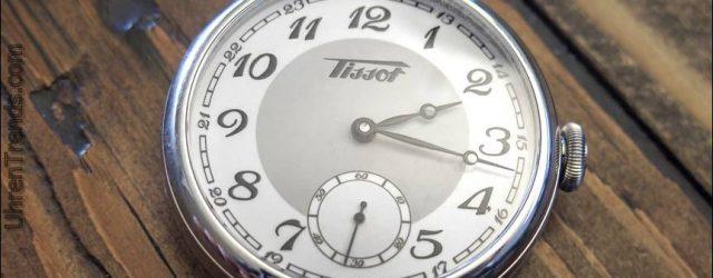 WACHS-SIEGER-REVIEW: Tissot Heritage 1936 Mechanische Uhr