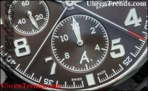 IWC Fliegeruhr Doppelchronograph Edition Antoine De Saint Exupéry Hands-On